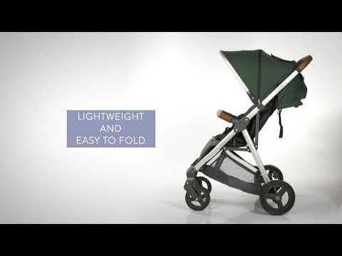 Wózek Oyster Zero by BabyStyle