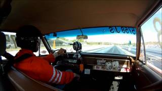 Dave Cech - J/S 66 Chevy II In Car Camera