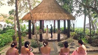 Beach Weddings At Shangri-Las Boracay Resort & Spa