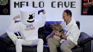 Marshmello x Hope For Paws - Making Lives Happier | #YouTubeGiving