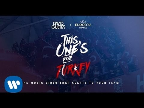 This One's for You Turkey (UEFA EURO 2016 Official Song) [Feat. Zara Larsson]