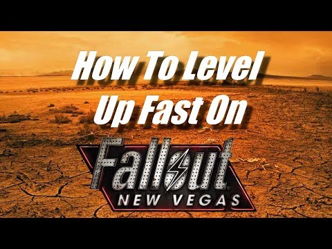 How To Level Up Fast On Fallout: New Vegas (XP Glitch)