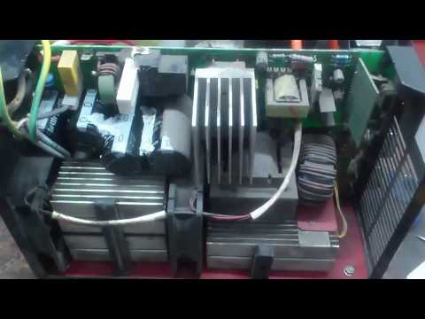 Ремонт сварочного инвертора Ресанта САИ220. Бахнул конденсатор.