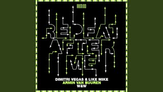 Repeat After Me (Extended Mix)