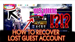 How to get back suspended account in Free Fire™¥Free Fire® compte