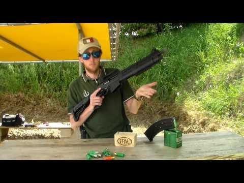 UZKON ZK16 SEMI AUTOMATIC SHOTGUN - Uzkon Arms Ltd - Video - 4Gswap org
