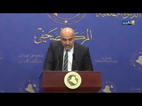 شاهد بالفيديو.. النائب قصي عباس يتهم مفارز هيئة الكمارك بفرض رسوم وإتاوات على أصحاب الشاحنات