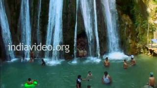 Kempty Fall at Mussoorie