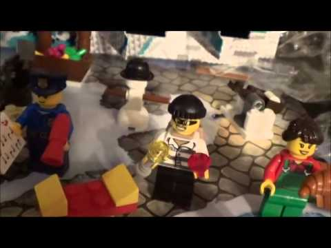 Vidéo LEGO Saisonnier 60063 : Le calendrier de l'Avent LEGO City 2014