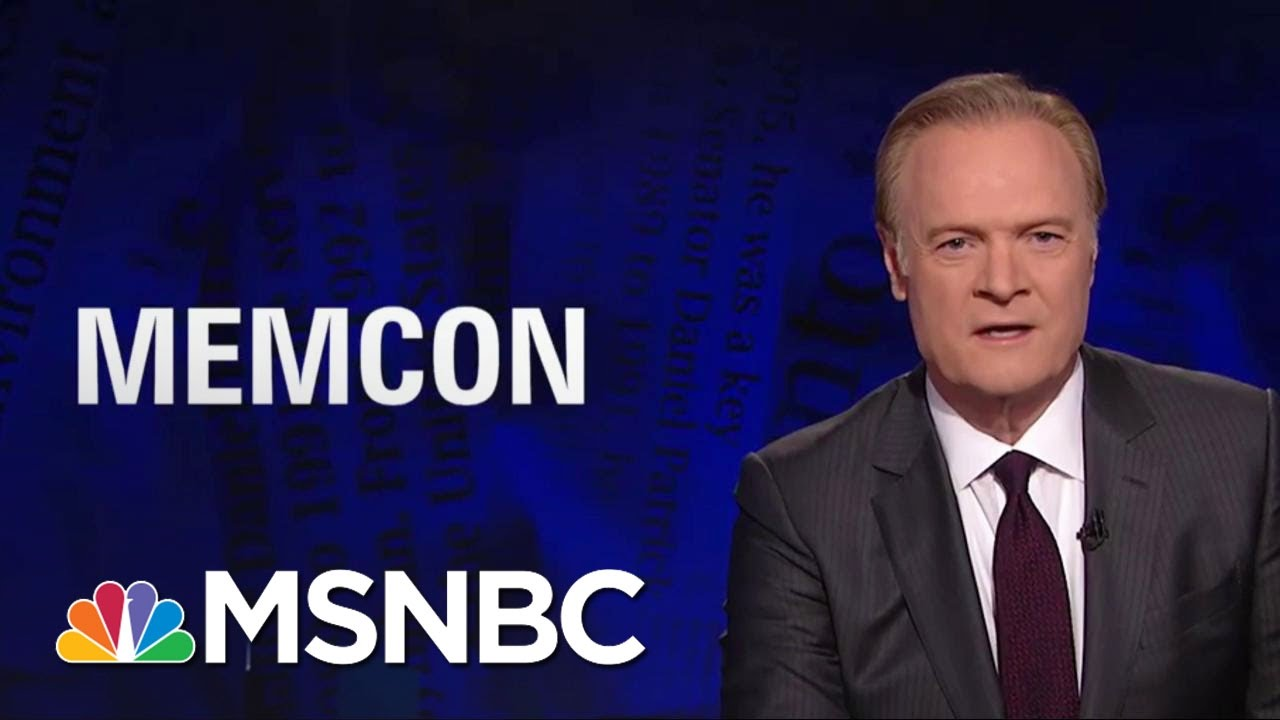 What Donald Trump Doesn't Know About The James Comey Memo | The Last Word | MSNBC thumbnail