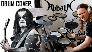 ABBATH   Harvest Pyre   Drum Cover (Outstrider Album   NEW 2019)