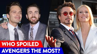 Avengers Cast Who Spoiled MCU Movies The Most Revealed |⭐ OSSA Radar