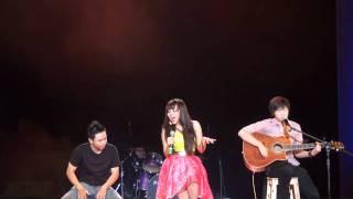 Lan Trinh - Ngày thật (Toàn Thắng) | Chung kết Tiếng hát SV Ngoại thương 2011