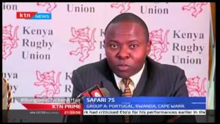 Kenya Shujaa will represent in the Safari Sevens championships, KTN Prime 21st September 2016