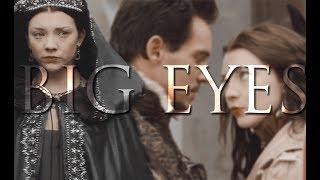 Anne & Henry   big eyes