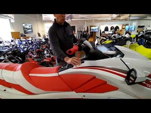 2021 Yamaha GP1800R HO with Audio in Louisville, Tennessee - Video 1