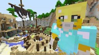 Minecraft Xbox: One - New Battle Mini-Game