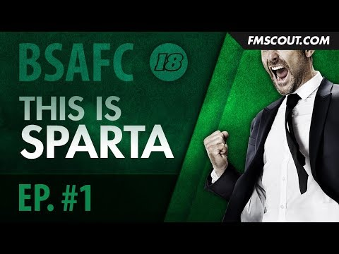 Blyth Spartans   A Football Manager 2018 LLM   Season 1 Review - A troublesome season