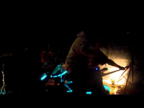 Among Dead Men 'Before the Devil Knows You're Dead' live at The Space - Ithaca Underground 01.13.12