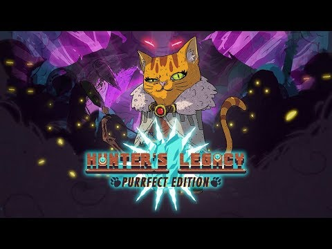 Hunter's Legacy: Purrfect Edition - Announcement Trailer thumbnail