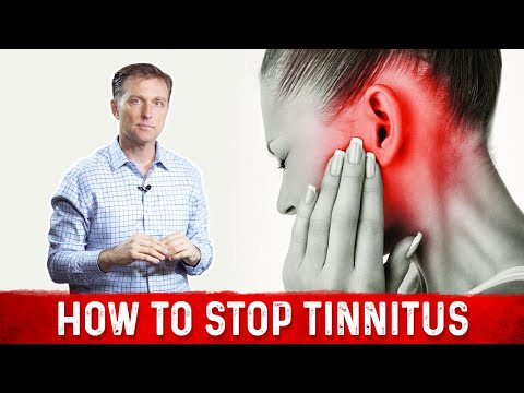 Video How to Stop Tinnitus (ringing in the ears)