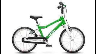 High End Kids Bike: Woom 3 Kinderfahrrad 2021. Woom Test und Erfahrung.