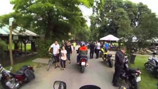 preview picture of video 'GoPro - Motocyklem na Chudów. Czwartkowy zlot w Chudowie.'