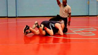 John Lydon Thurgood Marshall Middle School Wrestling Rose Park