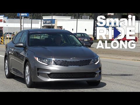 2018 Kia Optima EX – Review & Test Drive – Smail Ride Along