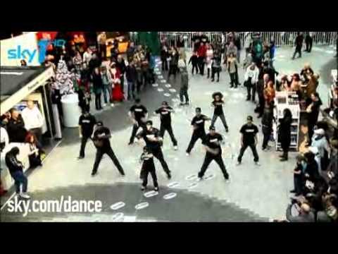 Got To Dance: Amazing Diversity Flash Mob