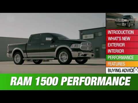 2013 Ram 1500 Review