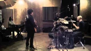 Neal Schon & Steve Smith rehearse for the Montrose Tribute Concert
