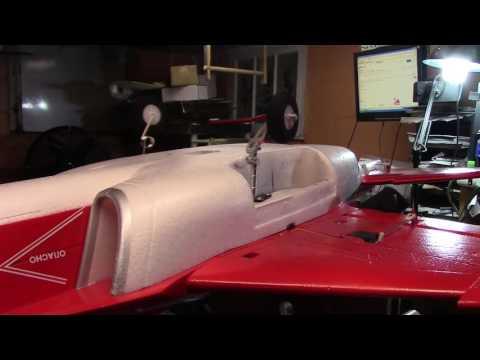 Yak-130 CNC Aluminum Struts Upgrade