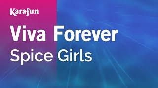 Karaoke Viva Forever   Spice Girls *
