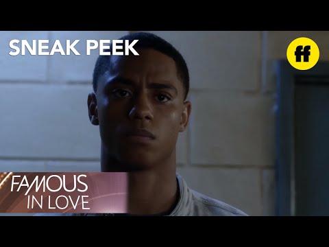 Famous in Love | Season 1, Episode 6 Sneak Peek: Jordan Visits Brandy in Jail | Freeform