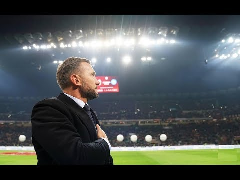 Sevchenko in San Siro - AC Milan vs Napoli (0-0)