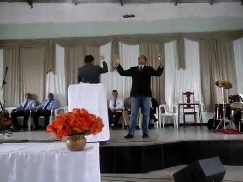DUPLA CLAUDIO VEIGA E JUNIOR LOUVANDO A DEUS EM BONÓPOLIS GO