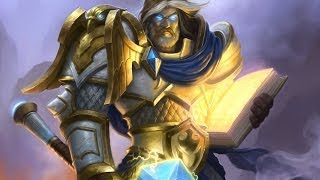 The Story of Uther the Lightbringer [Lore]