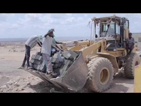 قرية البحرين التنموية – جيبوتي