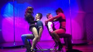 Download Video Alicia Domenica surprise performance for Venus pole dancing MP3 3GP MP4