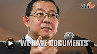 Guan Eng: We have documents proving SSER link to 1MDB