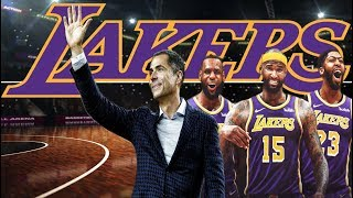Ohm Youngmisuk Grades Rob Pelinka 'He Deserves An A' For AD Trade & Offseason,Goal Is A Title