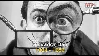 Máximo representante del Surrealismo: Salvador Dalí