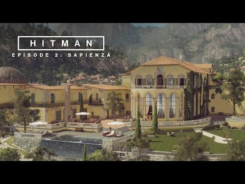 HITMAN - Episode Two: Sapienza Launch Trailer thumbnail