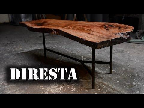 ✔ DiResta Simple Slab table