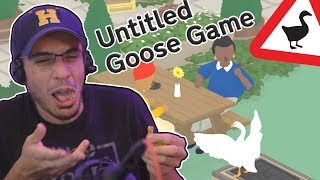 STOP THAT CRIMINAL! (Untitled Goose Game)