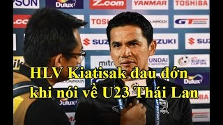 Nhật Bản: U23 Việt Nam ở đẳng cấp cao-U23 Thái Lan khiến Kiatisak khóc ròng