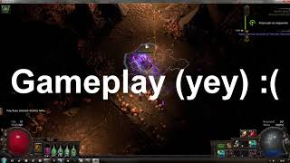 Path of Exile - New Cheapest (10c) Darkness Farm Delving Build - 3.4.3 patch