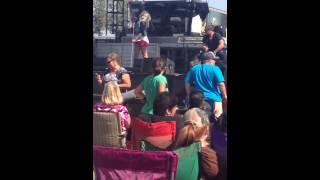 Shotgun Wedding - Jamie Lynn Spears (live) Jugfest 2014