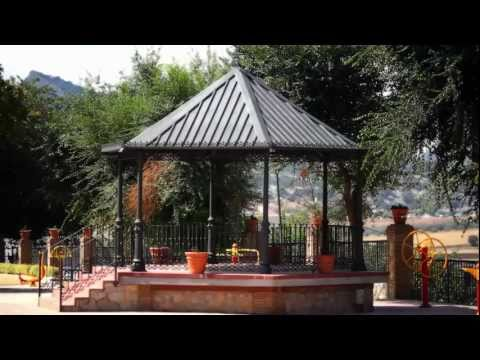 Alfarnatejo HD: Los Pirineos del Sur. Provincia de Málaga y su Costa del Sol